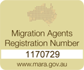 Registered Australian Migration Agent MARN 1170729