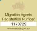 Registered Australian Migration Agent MARN 1170729