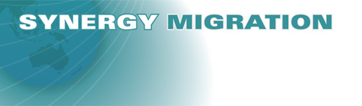 Synergy Migration - Logo
